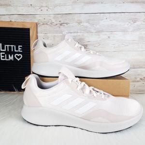 Adidas Purebounce Street White Womens Athletic NWT